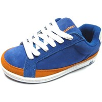 Chaussures Garçon Baskets basses Es Koston 6 Blue Orange White Bleu