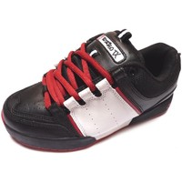 Chaussures Homme Baskets basses Es Rodrigo Tx Black White Red Noir