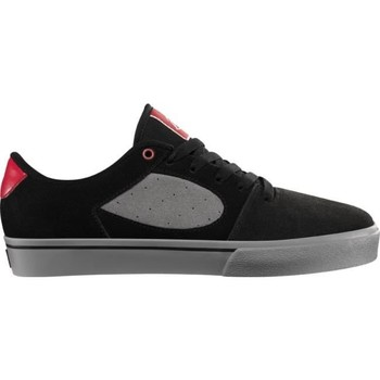 Chaussures Homme Baskets basses Es Square Two Black Grey Red Noir