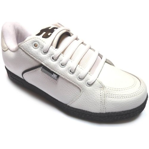 Ipath Baskets Homme  Nomad 2 White Blanc - Chaussures Baskets basses Homme