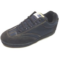 Baskets basses Ipath Universal Navy Suede