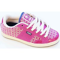 Chaussures Femme Baskets basses Osiris Baskets Femme Aries Berry Yiles Rouge
