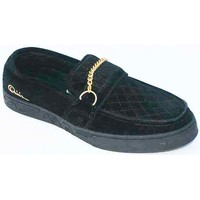 Chaussures Homme Baskets basses Osiris Baskets Homme Branson Black Gold Noir