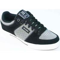 Chaussures Homme Baskets basses Osiris Brockman Black Charcoal Noir