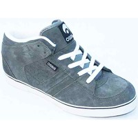 Chaussures Homme Baskets montantes Osiris Sneakers Homme Chino Mid Charcoal White Gris