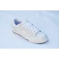 Chaussures Homme Baskets basses Osiris Baskets Homme Clip White Black Blanc