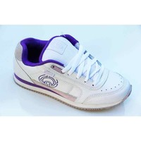 Chaussures Femme Baskets basses Osiris Jear White Lavender Blanc