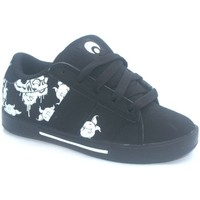 Chaussures Garçon Baskets basses Osiris Serve Kids Zodak Multicolore