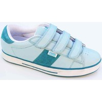 Chaussures Femme Baskets basses Osiris Baskets Femme Serve Lt Blue Turquoise White Bleu