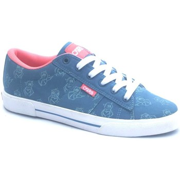 Chaussures Femme Baskets basses Osiris Baskets Femme Serve V Navy/Owls/Kelli/Murray Bleu marine