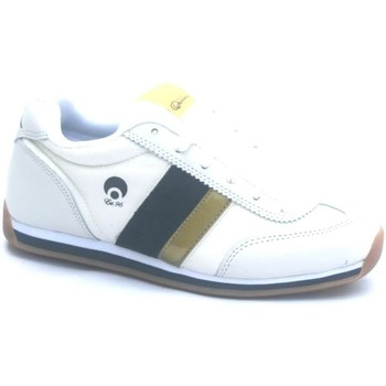 Chaussures Femme Baskets basses Osiris Baskets Femme Sonic Girls Off White/Navy/Gold Multicolore