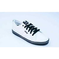 Chaussures Homme Baskets basses Osiris Baskets Homme The 45 White Black Blanc