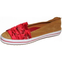 Chaussures Femme Ballerines / babies Etnies samples shoes BALLERINE  CRUSH RED WOMEN Rouge