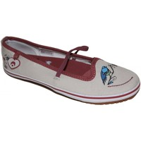 Chaussures Femme Ballerines / babies Osiris samples shoes BALLERINE COVE 1 WHITE QUEEN WOMEN Blanc