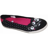 Ballerines / babies Osiris samples shoes BALLERINE  cove 2 BLACK BECKY BONES WOME