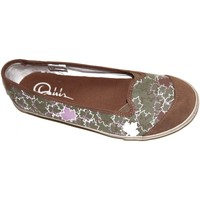 Chaussures Femme Ballerines / babies Osiris samples shoes BALLERINE  cove 2 OLIVE AUTOMNE WOMEN Kaki