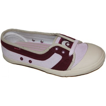 Chaussures Femme Ballerines / babies Osiris samples shoes BALLERINE  SAXON PLUM GUM WOMEN Violet