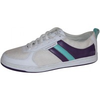 Baskets basses Creative Recreation samples shoes  GALLO GRAPE TURQUOISE MEN