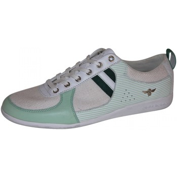 Baskets basses Creative Recreation samples shoes  GALLO MINT GREEN WHITE MEN