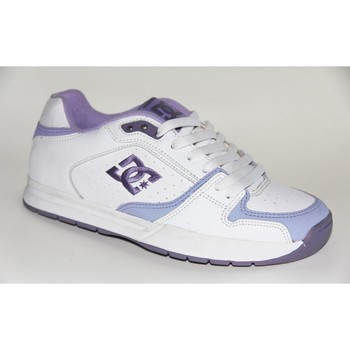 Chaussures Femme Baskets basses DC Shoes samples shoes DC AVATAR WHITE BLACK WOMEN Blanc