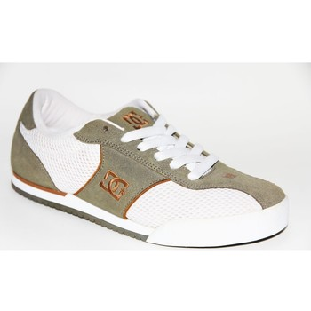 Chaussures Femme Baskets basses DC Shoes samples shoes DC HAY MAKER GRAY BLUE WOMEN Gris