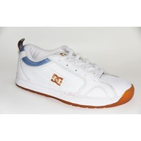 Chaussures Femme Baskets basses DC Shoes samples shoes DC LUNA WHITE GREEN WOMEN Blanc