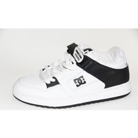 Chaussures Femme Baskets basses DC Shoes samples shoes DC LUNA WHITE RED WOMEN Blanc