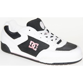 Chaussures Femme Baskets basses DC Shoes samples shoes DC REGAL WHITE OLIVE WOMEN Blanc