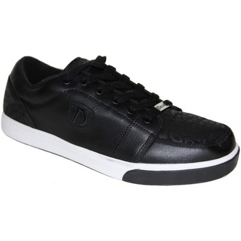 Chaussures Homme Baskets basses Draven samples shoes  DOT BLACK MEN Noir