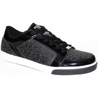 Chaussures Homme Baskets basses Draven samples shoes  LAZER BLACK MEN Noir