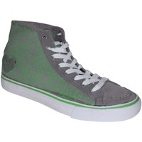 Chaussures Femme Baskets montantes Draven samples shoes  SKULLENTINE GREEN WOMEN Vert