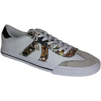 Chaussures Homme Baskets basses Draven samples shoes  SPARTA MUTEKI WHITE PRINT MEN Blanc