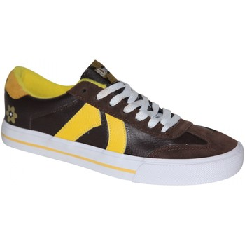 Chaussures Homme Baskets basses Draven samples shoes  SPARTA VULCANIZED BROWN YELLOW WOMEN Marron