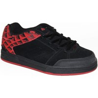 Chaussures Enfant Baskets basses Emerica samples shoes  HERETIC3 BLACK RED PRINT KIDS / ENFANTS Multicolore