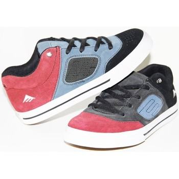 Chaussures Enfant Baskets basses Emerica samples shoes  REYNOLDS 3 RED BLACK GREY KIDS / ENFANTS Multicolore
