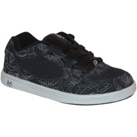 Chaussures Garçon Baskets basses Es samples shoes  ACCEL BLACK BLACK GREY KIDS / ENFANTS Noir