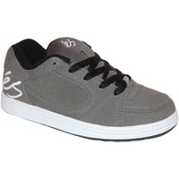 Chaussures Garçon Baskets basses Es samples shoes  ACCEL CHARCOAL KIDS / ENFANTS Gris