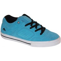 Chaussures Garçon Baskets basses Es samples shoes  REYNOLDS LITE BLUE KIDS / ENFANTS Bleu