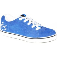 Chaussures Garçon Baskets basses Es samples shoes  SQUARE ONE ROYAL WHITE KIDS / ENFANTS Bleu