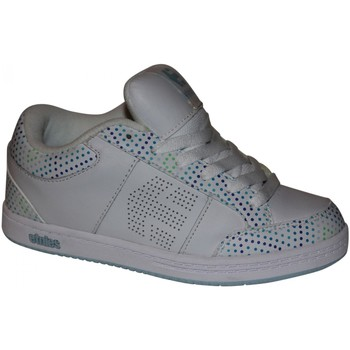 Chaussures Garçon Baskets basses Etnies samples shoes  ALPHA WHITE BLUE KIDS / ENFANTS Blanc