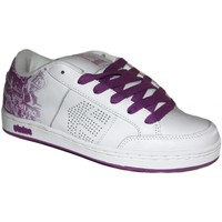 Chaussures Fille Baskets basses Etnies samples shoes  ALPHA WHITE PURPLE WOMEN Blanc