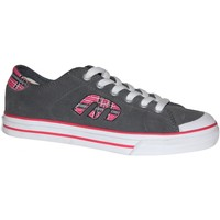 Chaussures Femme Baskets basses Etnies samples shoes  BERNIE GREY PINK WHITE WOMEN Multicolore