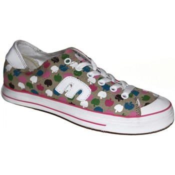 Chaussures Femme Baskets basses Etnies samples shoes  BERNIE WHITE PINK PINK WOMEN Multicolore