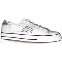 Chaussures Femme Baskets basses Etnies samples shoes  BERNIES QUICK STRIKES GREEN WHITE WOMEN Blanc