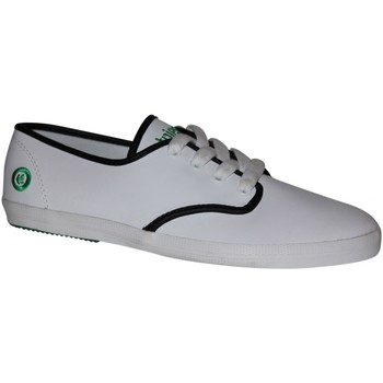 Baskets basses Etnies samples shoes  BRIGADE WHITE BLACK GREEN WOMEN