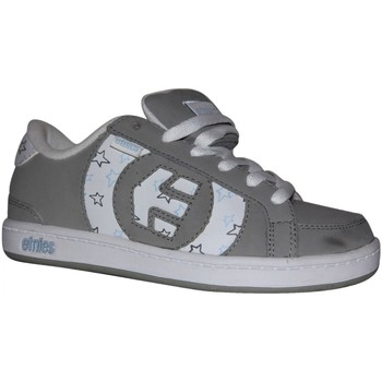 Chaussures Garçon Baskets basses Etnies samples shoes  CAPITAL GREY WHITE BLUE STARS KIDS / EN Multicolore