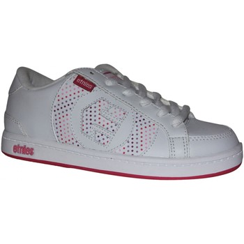Chaussures Garçon Baskets basses Etnies samples shoes  CAPITAL PINK WHITE PINK KIDS / ENFANTS Rose
