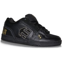 Chaussures Garçon Baskets basses Etnies samples shoes  CHROME BLACK GOLD KIDS / ENFANTS Noir