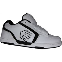Baskets basses Etnies samples shoes  CHROME WHITE BLACK KIDS / ENFANTS
