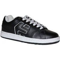 Chaussures Garçon Baskets basses Etnies samples shoes  CINCH BLACK WHITE WOMEN Noir et Blanc